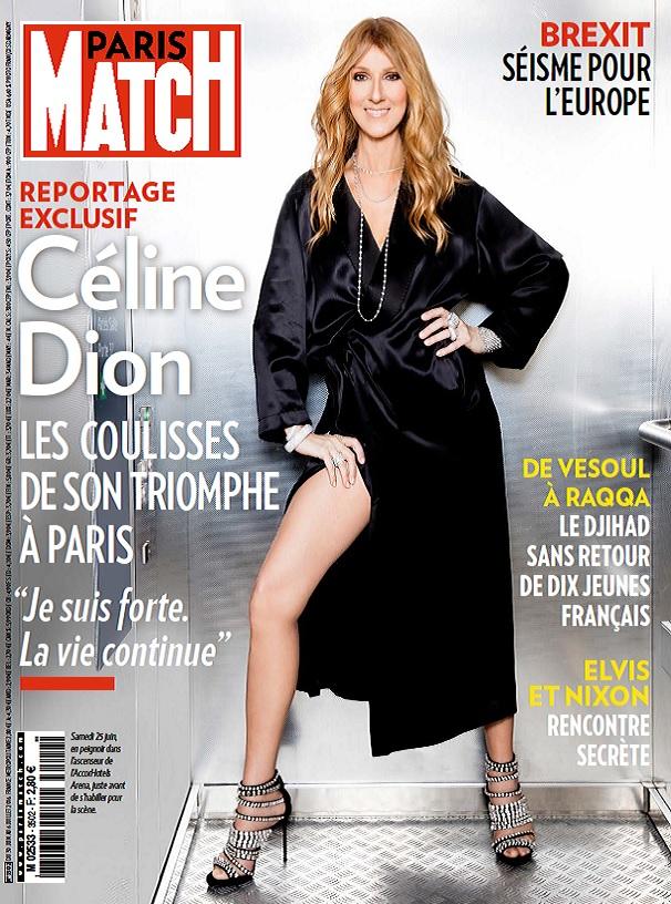 Paris Match N°3502 Du 30 Juin au 6 Juillet 2016