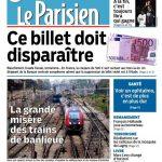 Le Parisien + Journal De Paris Du Jeudi 11 Février 2016