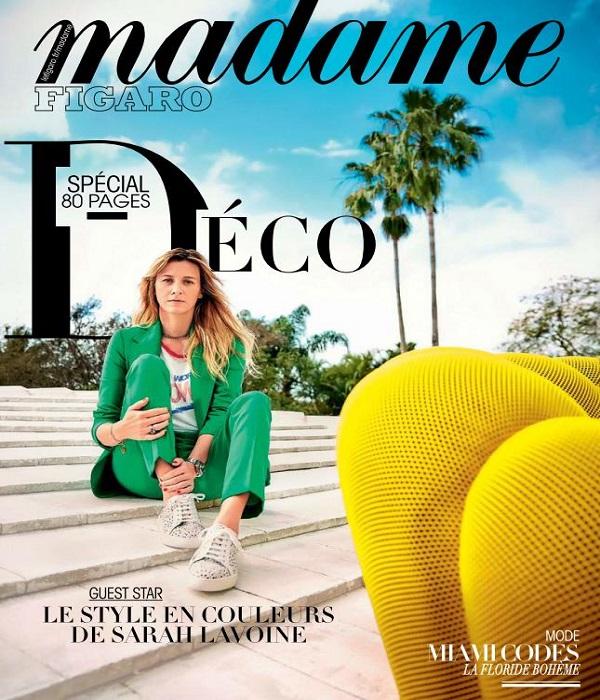 Madame Figaro Du 14 Avril 2016 - Telecharger Des Magazines