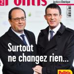 Politis N°1381 Du 10 au 16 Décembre 2015