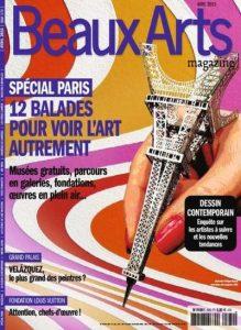 Beaux Arts Magazine N°370 - Avril 2015