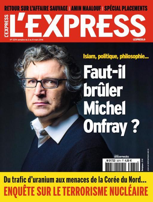 L'Express N°3374 Du 2 au 8 Mars 2016