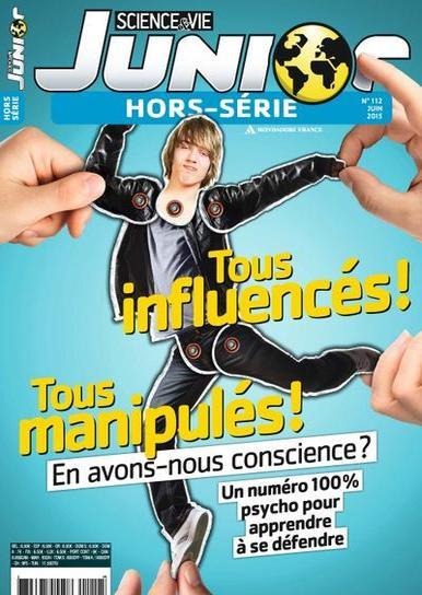 Science et Vie Junior Hors Série N°112