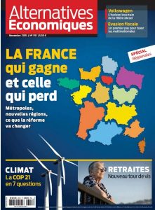 Alternatives Economiques N°351 - Novembre 2015