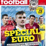 France Football N°3657 Du 31 Mai 2016