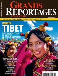 Grands Reportages N°402 - Janvier 2015