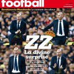 France Football N°3656 Du 24 Mai 2016