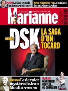 Marianne N°966 Du 23 au 29 Octobre 2015