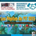 L'Informaticien N°131 - Janvier 2015