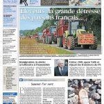 Le Figaro Du Lundi 20 Juillet 2015