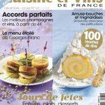 Cuisine et Vins de France N°161 - Décembre 2014-Janvier 2015