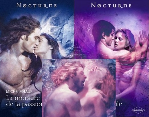 Le Pacte Des Vampires 4 Tomes De Michelle Hauf