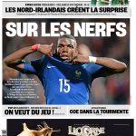 L'Equipe Du Vendredi 17 Juin 2016