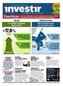 Investir N°2152 Du 04 au 10 Avril 2015