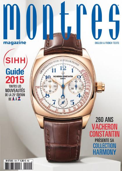 Montres Magazines Hors-Série N°15