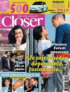 Closer N°500 Du 9 au 22 Janvier 2015