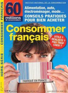 60 Millions De Consommateurs Hors Série N°169