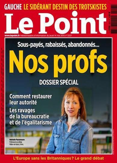 Le Point N°2227 Du 13 au 20 Mai 2015