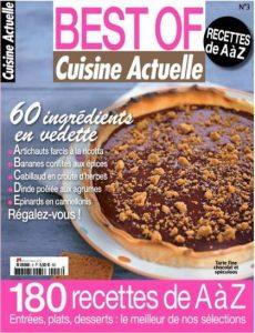 Cuisine Actuelle Best Of N°3