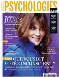Psychologies Magazine N°348 - Février 2015