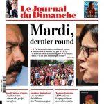Le Journal Du Dimanche N°3622 Du 12 Juin 2016