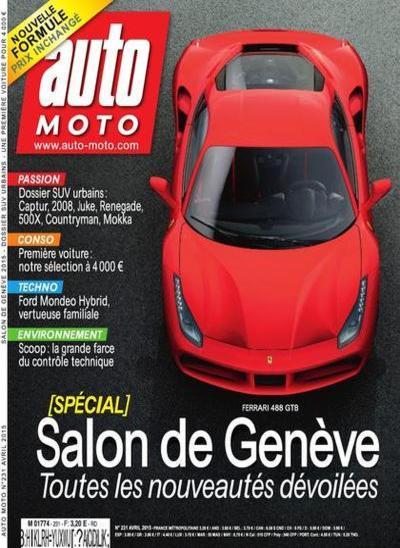 Auto Moto N°231 – Avril 2015