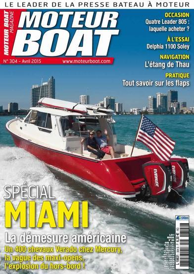 Moteur Boat N°304 – Avril 2015