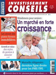 Investissement Conseils N°785 - Novembre 2015