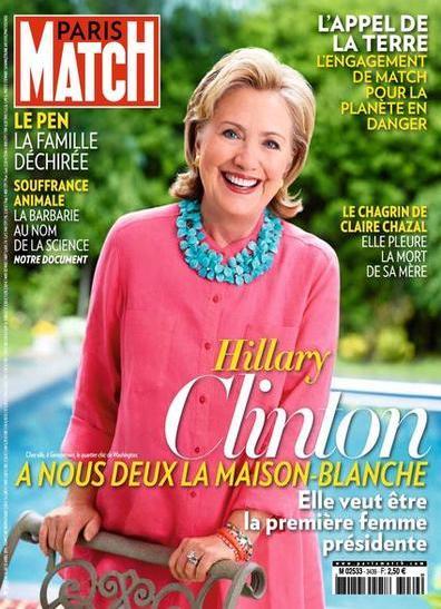 Paris Match N°3439 Du 16 au 22 Avril 2015