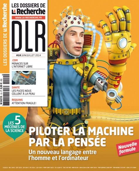 Les Dossiers De La Recherche – Piloter La Machine Par La Pensèe