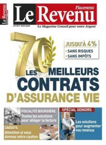 Le Revenu Placements N°149 - Avril 2015