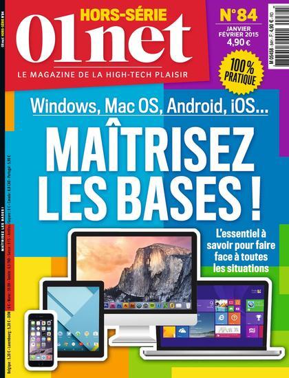 01Net Hors Série N°84 – Janvier-Février 2015