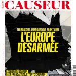 Causeur N°34 - Avril 2016