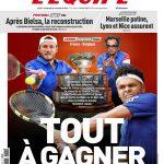 L'Equipe Du Vendredi 24 Novembre 2017