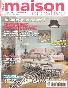 Maison Créative N°85 - Janvier-Février 2015