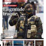 Le Journal Du Dimanche N°3593 Du 22 Novembre 2015