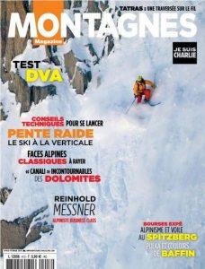 Montagnes Magazine N°413 - Février 2015