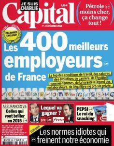 Capital N°281 - Février 2015