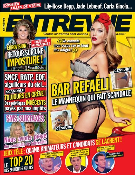 Entrevue N°286 – Juin 2016