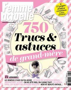 Femme Actuelle Hors-Série Trucs & Astuces N°38
