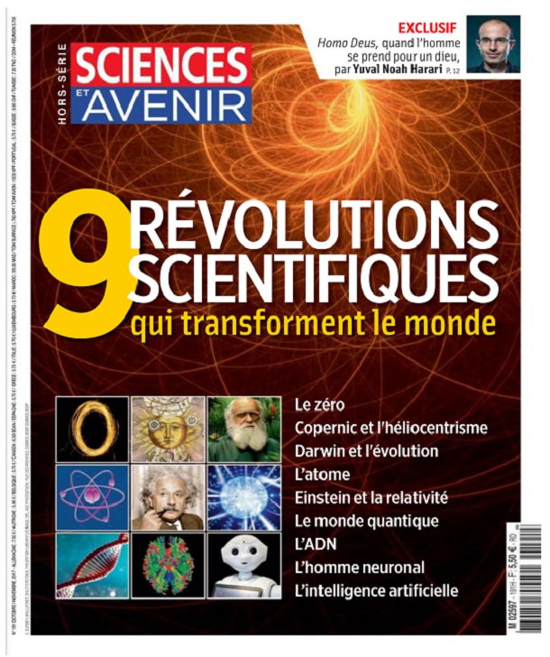 Sciences et Avenir Hors Série N°191 – Novembre 2017