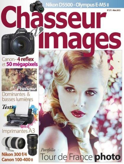 Chasseur d'Images N°371 – Mars 2015