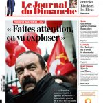 Le Journal Du Dimanche N°3588 Du 18 Octobre 2015