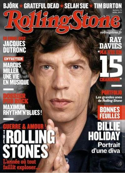 Rolling Stone N°73 – Avril 2015