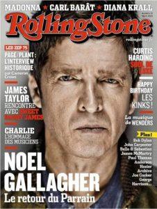 Rolling Stone N°72 - Mars 2015