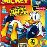 Le Journal De Mickey N°3307 Du 4 Novembre 2015
