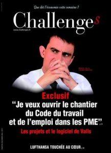 Challenges N°427 Du 2 au 8 Avril 2015
