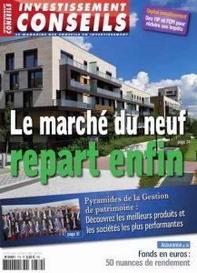 Investissement Conseils N°779 - Avril 2015