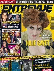 Entrevue N°259 - Février 2014