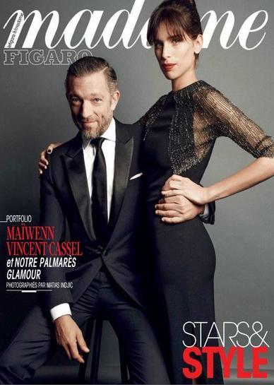Madame Figaro Du 5 et 6 Juin 2015